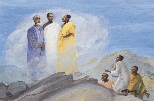 Transfiguration 6